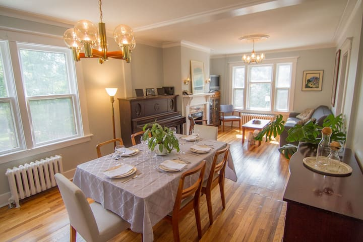 Charming 3 Bdrm Downtown Home - St. John's - House