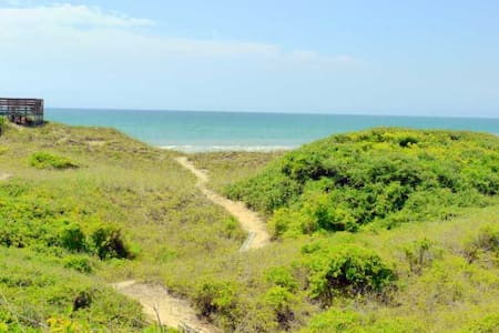 Affordable Oceanfront 3br Charmer - Salter Path