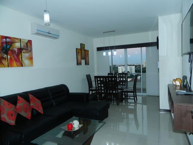 Alquiler Departamento Santa Cruz BO - Santa Cruz de la Sierra - Apartment