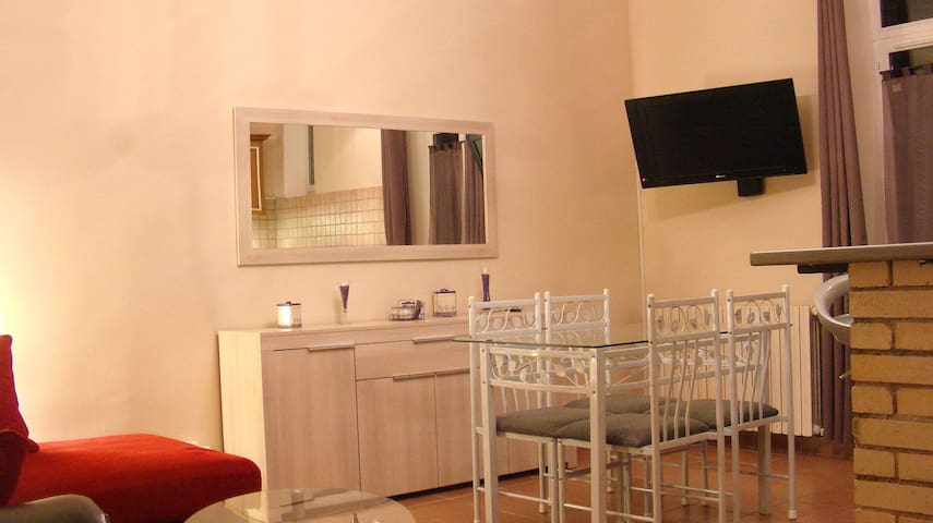 Spend your weekends in the countrys - Lorcy - Appartement