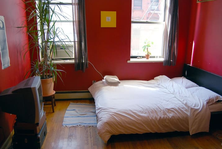 Lower East Side 1bedroom apt in NYC