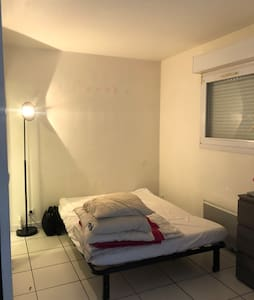 Studio 25m2 avec balcon et place de parking