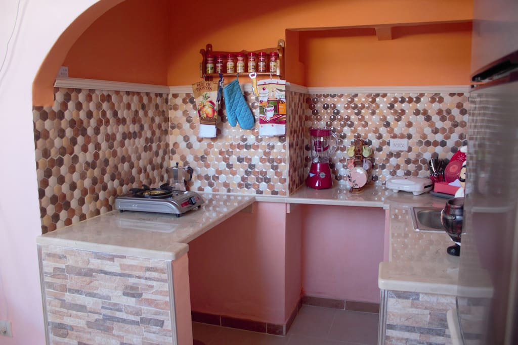 Dining room -Kitchen