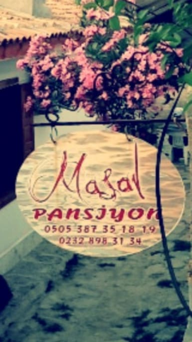 Masal Pansiyon (Bed&Breakfast Place)