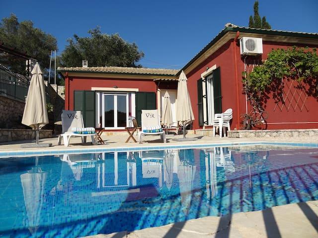 """""""Villa Rosemary"""", Agios Ioannis, Korfu"""