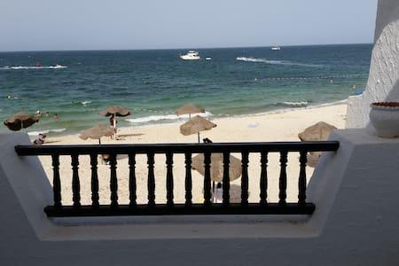 Appart front de mer à El Kantaoui - Hammam Sousse - Daire