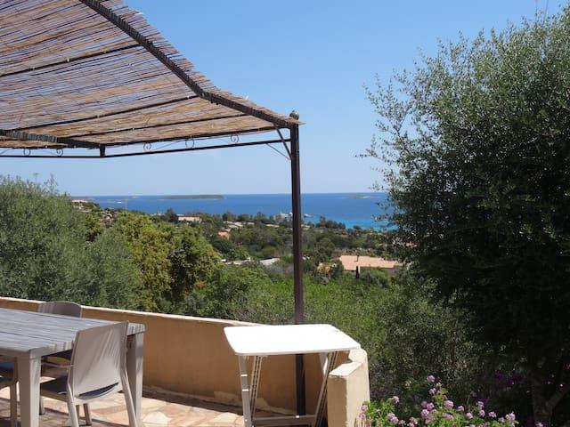 Villa 4/5 personnes Palombaggia a 500m de la mer - Porto-Vecchio - Villa