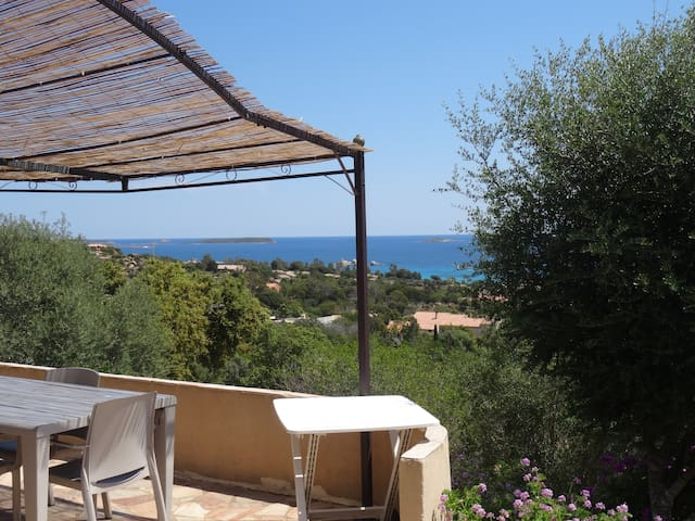 Villa 4/5 personnes Palombaggia a 500m de la mer - Porto-Vecchio - Casa de camp