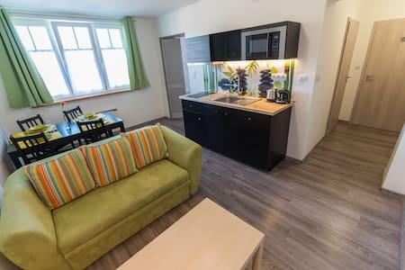 Apartmán AndruL - Frymburk - Huoneisto