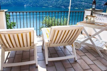 Family house, LakeComo, great view! - Carate Urio - Дом
