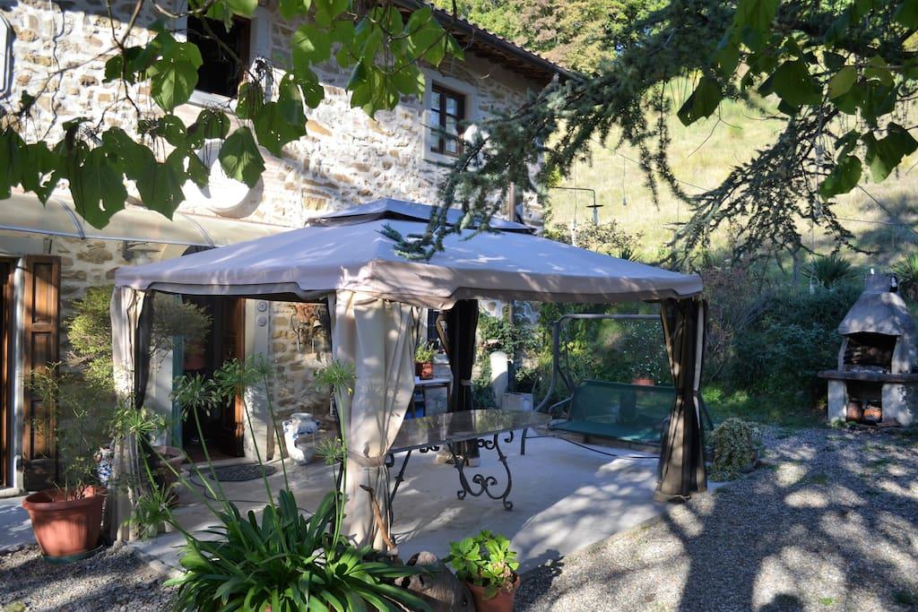 Intero maniero villa con piscina firenze toscana case in affitto a borgo san lorenzo toscana - Piscina borgo san lorenzo ...