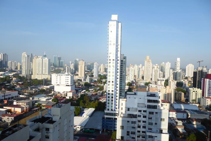 PANAMA CITY SAN FRANCISCO 2 BDRM CLOSE PARQUE OMAR