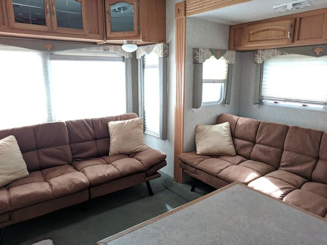 ## Sierra RV with High Speed WiFi