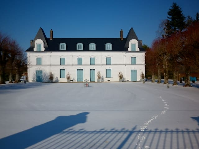 Chateau Jonquay- (URL HIDDEN) - Épreville-en-Roumois - Замок