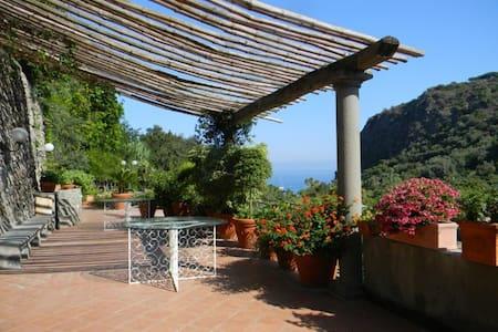 Villa in Ischia with swimmingpool - Lacco Ameno - วิลล่า