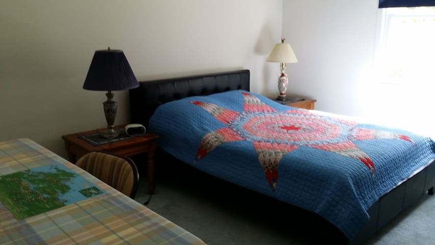 Blue Room (double bed) most popular
