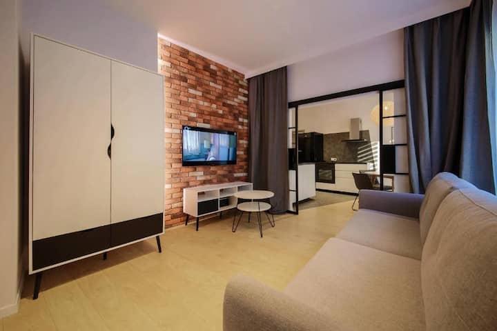Modern Apartment- ul. Sikorskiego II
