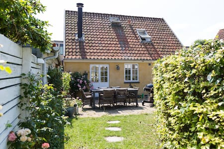 Lovely house close lake and city - Gentofte