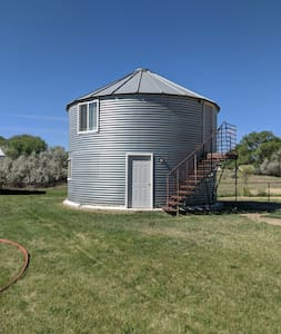 Granary/Silo Guesthouse