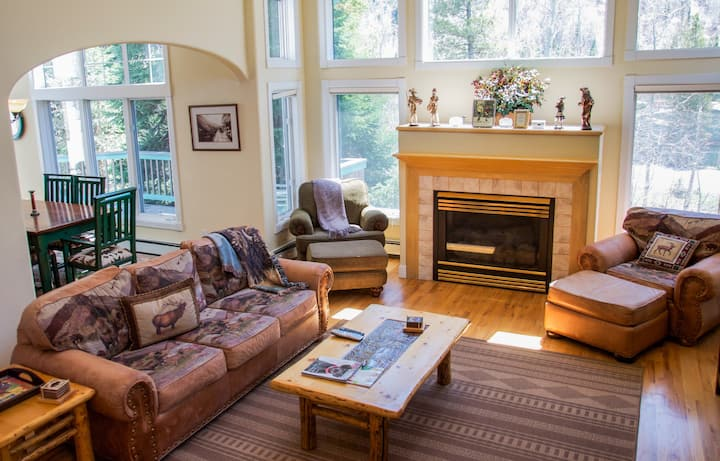 Spacious Family Home #4250 in East Vail with Garage - 4250