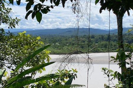 Tu casa cerca de Misahualli / Ecuador