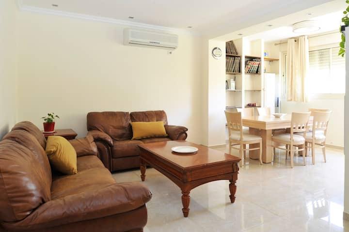 Luxury & Large Jerusalem apartment