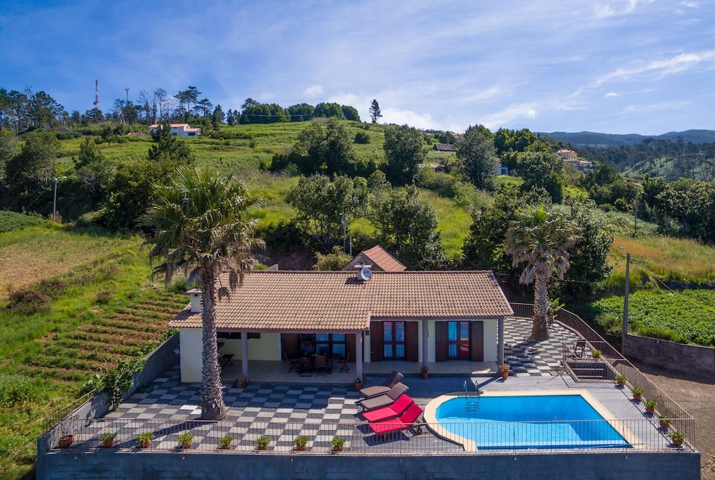 Very private location set in beautiful rural Madeira.