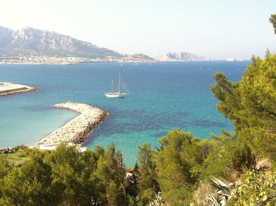 Nice sea view