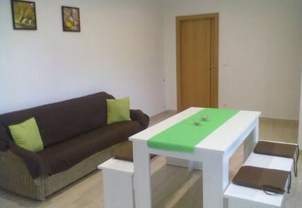 new, calm but central apartment - Pombal