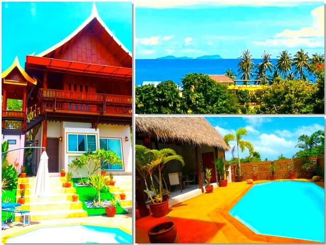 Villa Ayutthaya @ Golden Pool Villas - Ko Lanta - Villa
