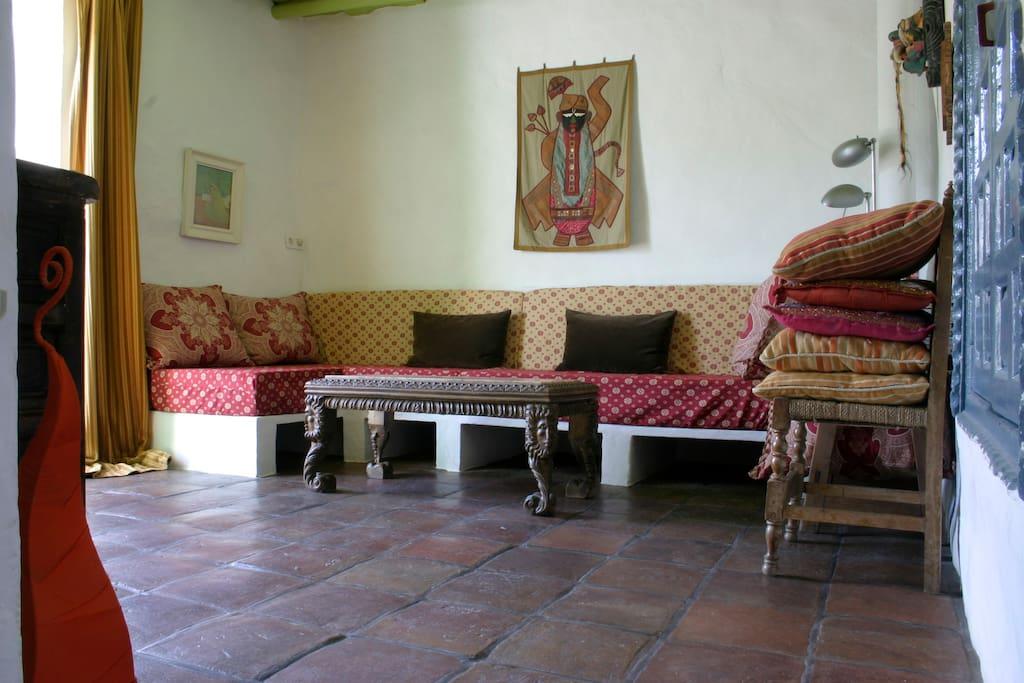 casa verde lovely village house maisons louer alhama de granada andalousie espagne. Black Bedroom Furniture Sets. Home Design Ideas