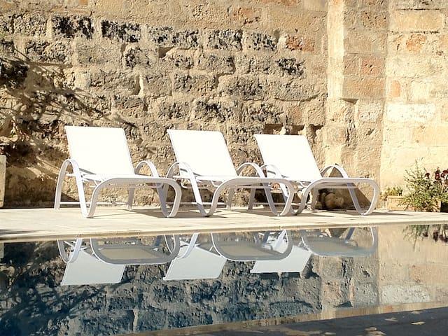 Appartamento PISCINA nel Palazzo con piscina - Alessano - Lakás