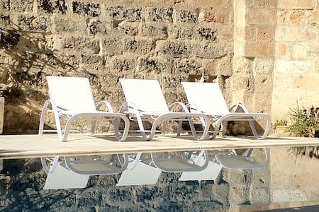 Appartamento PISCINA nel Palazzo con piscina - Alessano - Apartment