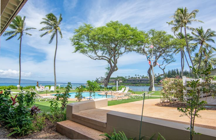 Napili Surf Beach Resort-Ilima~1 BD POV~#106Grn fl