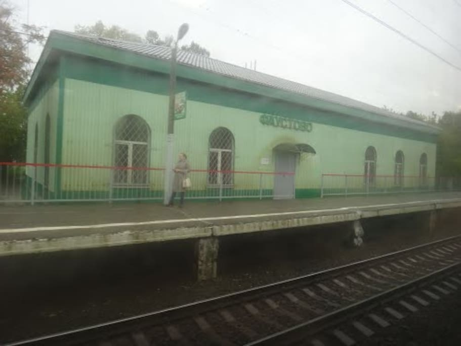 Станция Фаустово