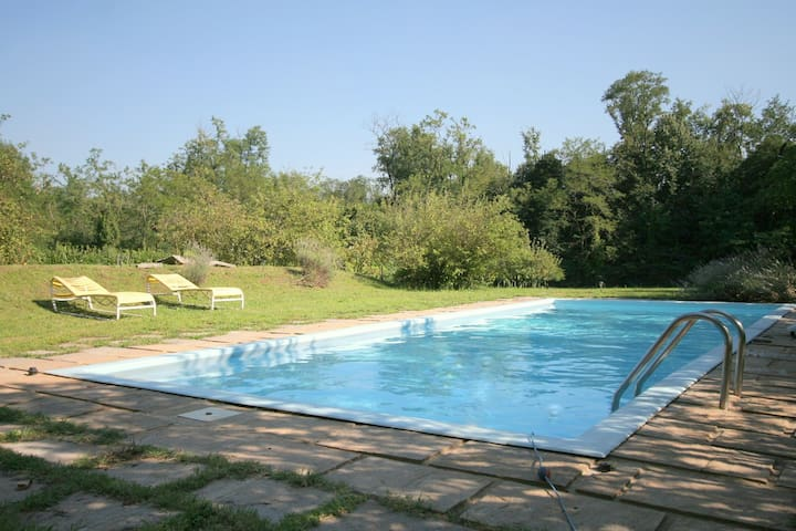 Villa with private pool and garden - Tradate - Casa de camp