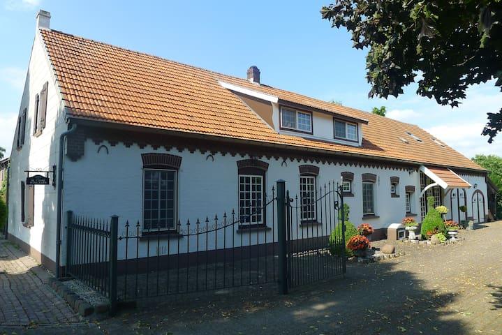 De Kleine Wijngaard - Roggel - Penzion (B&B)