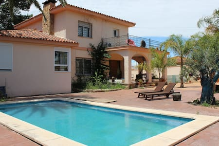 Villa nearby Valencia (14 Km) 250 sq. m. + 8 pax - L'Eliana - Willa