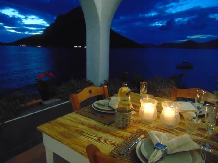 Aegean Villa- beach apartment! Ideal choice!
