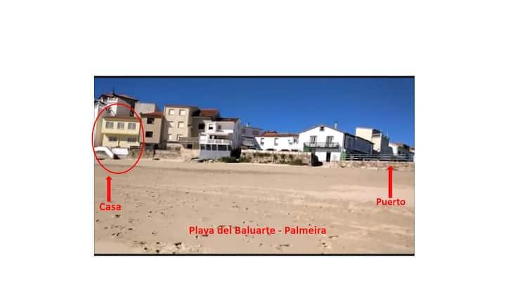 CASA EN PALMEIRA ACCESO PRIVADO PLAYA