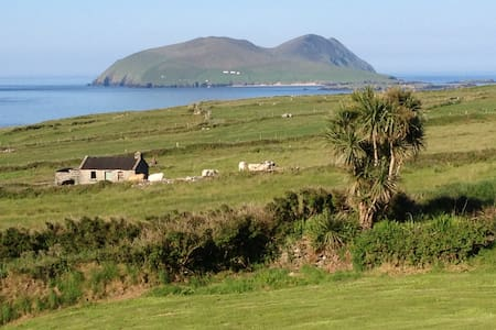 Blasket Island View, Dunquin,Dingle - Dunquin - Huis