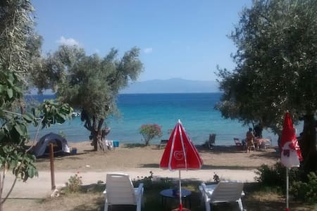 Peaceful vacation by the sea! - Agios Dimitrios - Casa