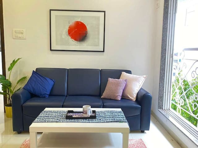 Modern delight in Bandra West