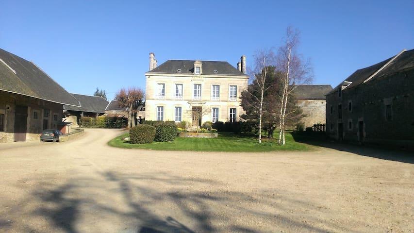 CHAMBRES DE CHARME - Épinay-sur-Odon - Dům