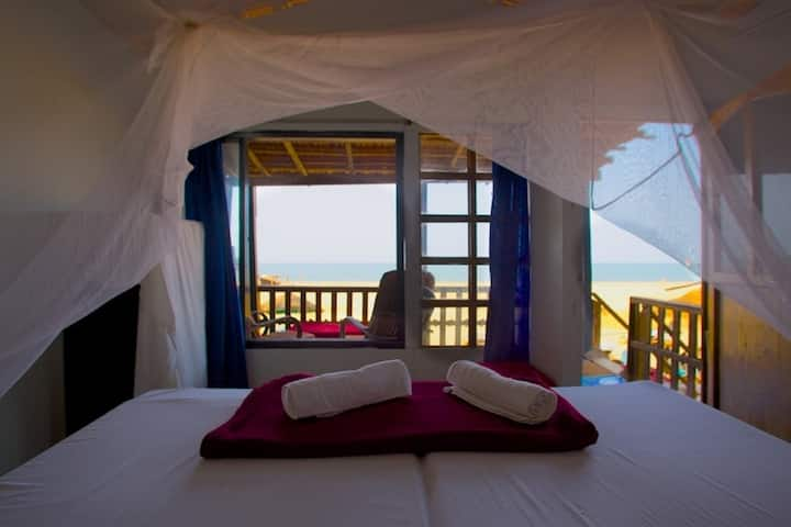 Superior room with Sea View @ Om Shanti Patnem