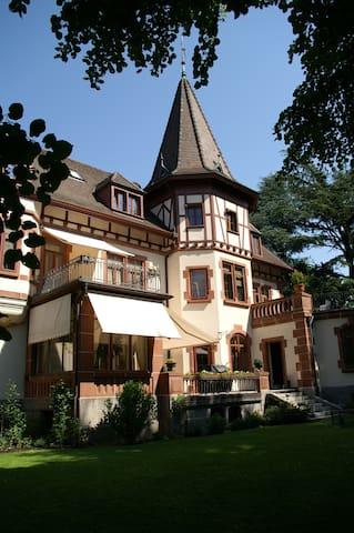 BnB Villa Grossmann, Suite (3) - Lörrach - Bed & Breakfast
