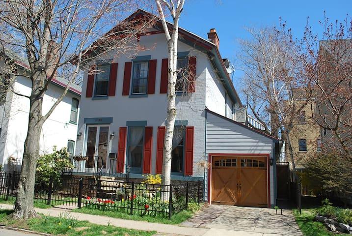 Downtown Historic Victorian Home - Buffalo - Maison