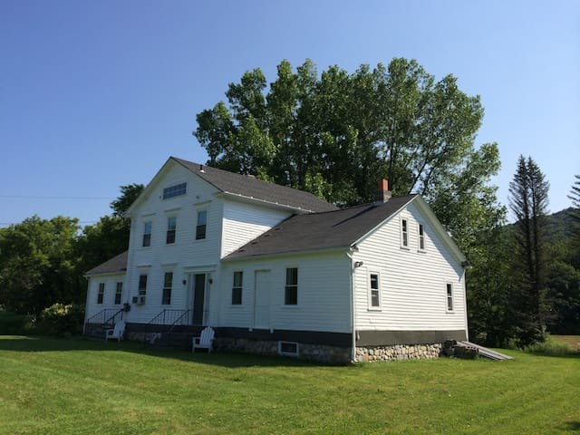 Family Farmhouse in the Berkshires