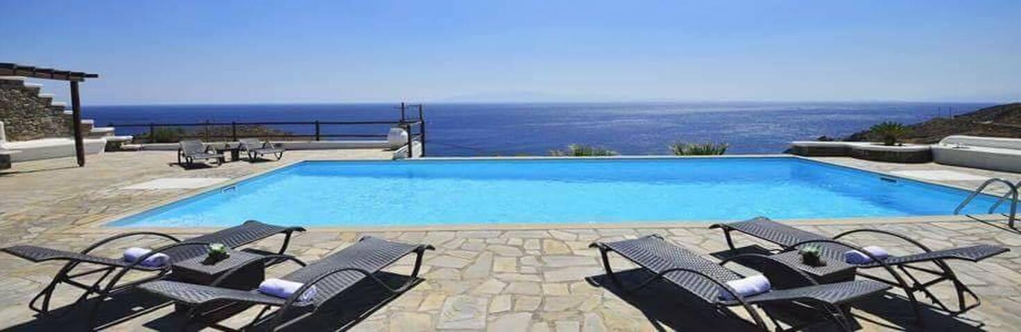 Villa jim 1 - Mikonos - Villa