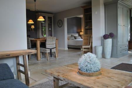 Cosy new studio near Brussels - Lennik - Apartamento